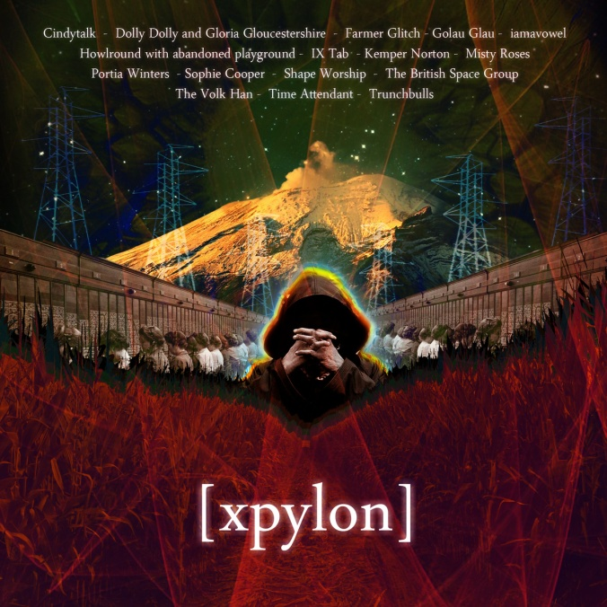 XPYLON compilation sleeve